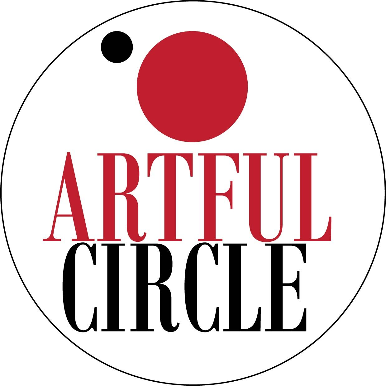 artful circle logo experiment2
